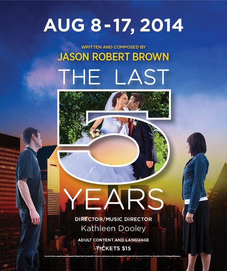 Wheaton Drama  The Last Five Years