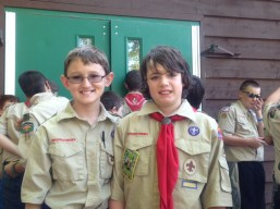 New Scouts