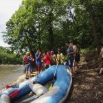River Rafting - June 2013