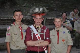 New OA Scouts - Adam & Jonah