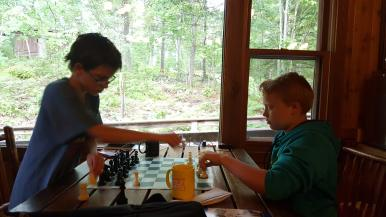 Learning Chess for Fun