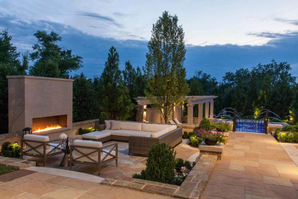 Landscape Design Build in Northern Virginia  McLean Vienna Great Falls