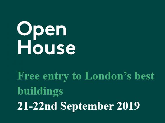 Open House Weekend 2019