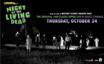 Rifftrax Night of the Living Dead