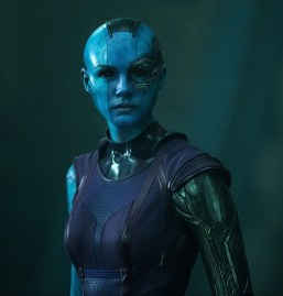 Guardians of Galaxy Karen Gillan
