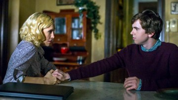 Bates Motel 3.04 Unbreakable NormaN