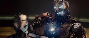 Avengers_Ultron crush robot
