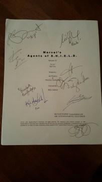 Agents of SHIELD - SOS - Part 2 script