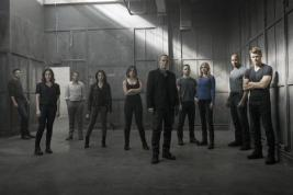 SHIELD 3 cast