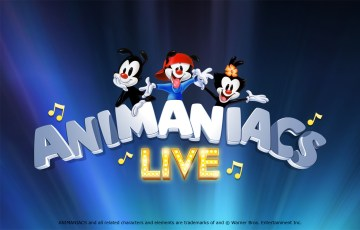 Animaniacs Live!