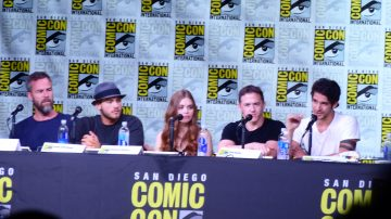 SDCC 2016 Teen Wolf Panel 02