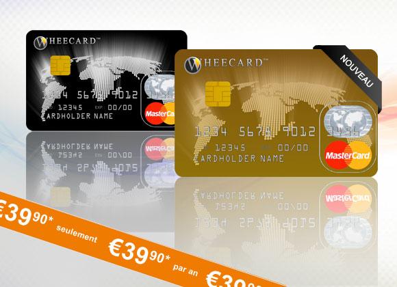 WheeCard Economiser Plus Avec La Carte Rechargeable