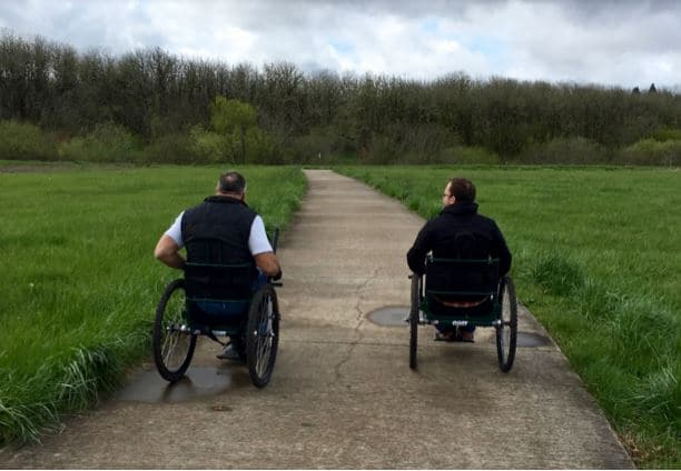 Wheelchair Hiking3