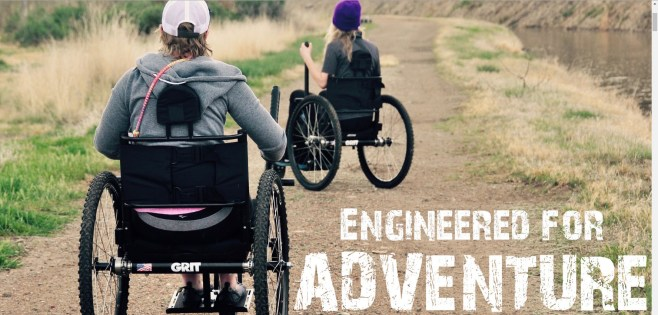 engineered for adventure GRIT