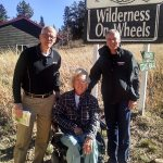 Accessible Hiking, Camping and Fishing? WOW!