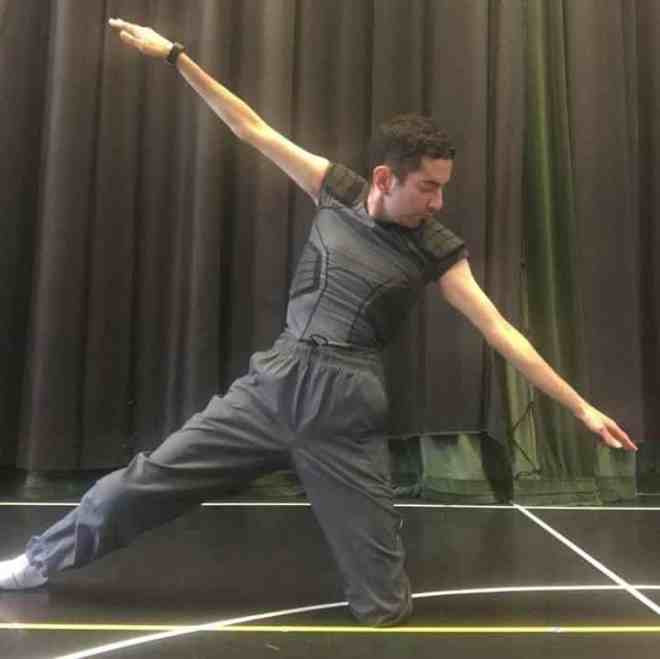 Tufano-dancing