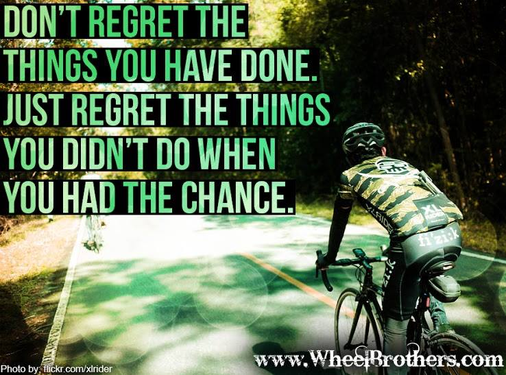 Chance Have Done Regret I Regret I I I Things Had Wen Things I Didnt Do Dont