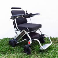 Lightest Power Wheelchair | Electric, Motorized, Foldable
