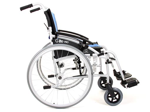 G-Lite Pro Self Propelled Wheelchair, G-Lite Pro Manual