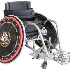 Wheelchair Equipment Arm Chair Covers For Office Chairs Iwrf Rugby Ready Before Playing Defensive Wheelchairs