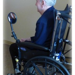 Jazzy Power Chair Used Beauty Salon Chairs Manufacturers Rear View Mirror For Wheelchairs