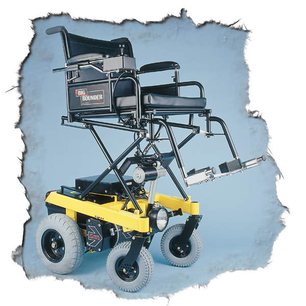 seat lifts for chairs how to recover dining room bounder wheelchair power elevator yellow