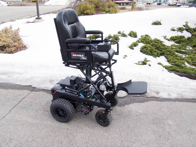 all terrain electric wheelchair oxo tot seedling high chair cushion off road option volume low pressure drive wheel suspension seat elevator with tire