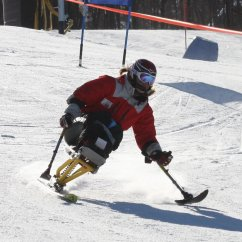 Wheelchair Skiing Chairitee Usa And Canada Accessible Snow