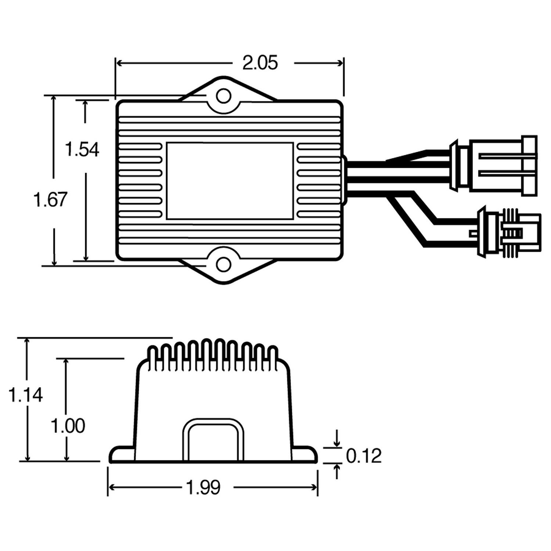 Flasher Module 97253