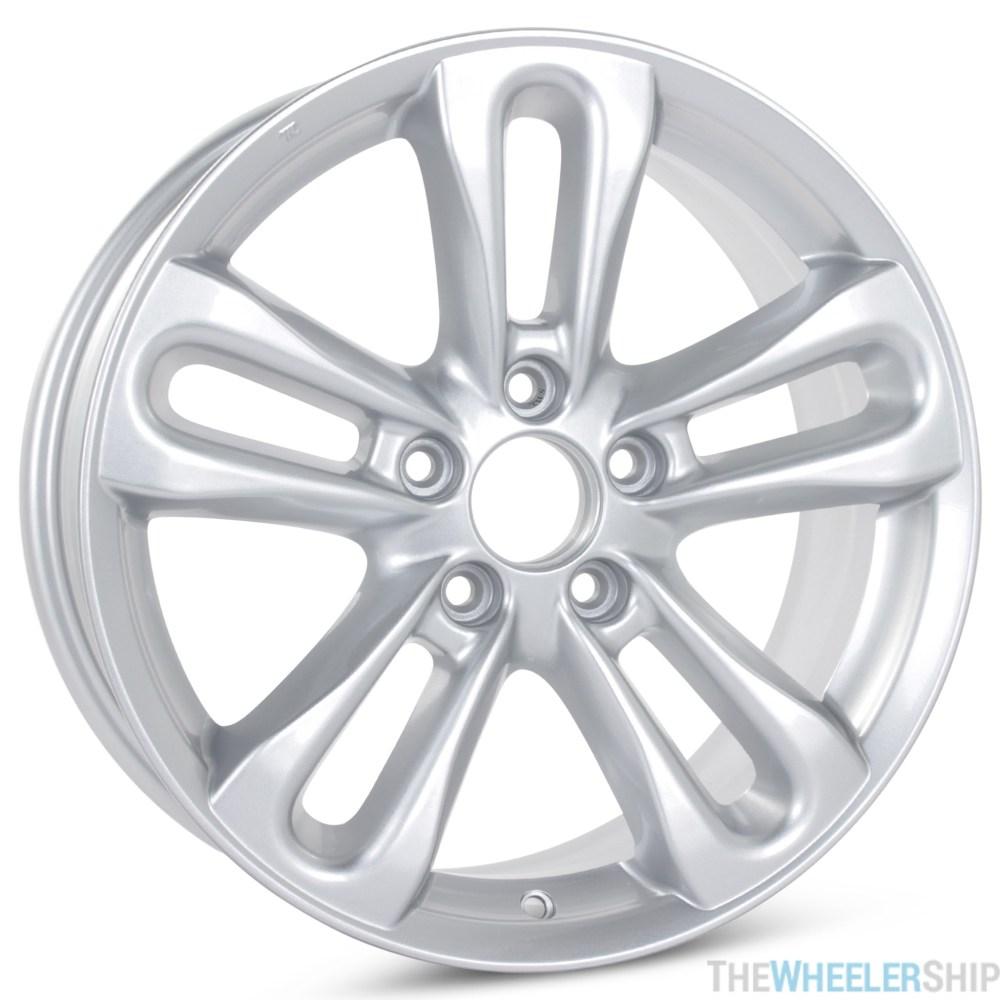 medium resolution of new 17 x 7 replacement wheel for honda civic 2006 2007 2008 rim 63901