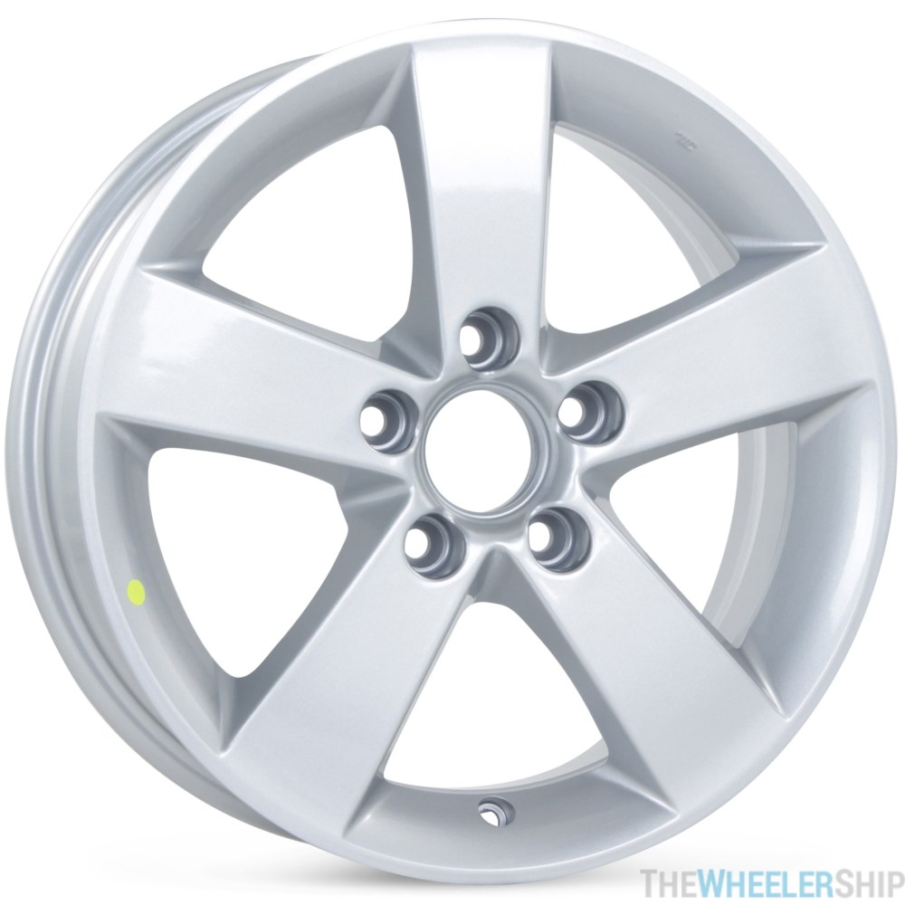 medium resolution of new 16 x 6 5 replacement wheel for honda civic 2006 2007 2008 2009 2010 2011 rim 63899