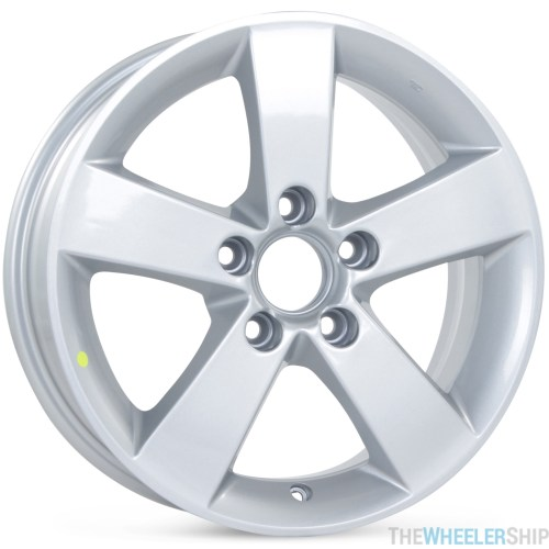 small resolution of new 16 x 6 5 replacement wheel for honda civic 2006 2007 2008 2009 2010 2011 rim 63899