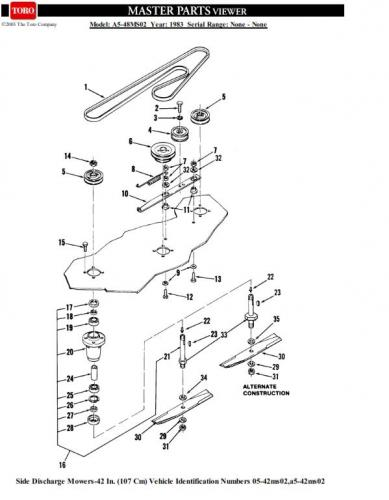 Mower Rotary 48in SD 1983 A5-48MS02 C & GT OM TIPL SN.pdf