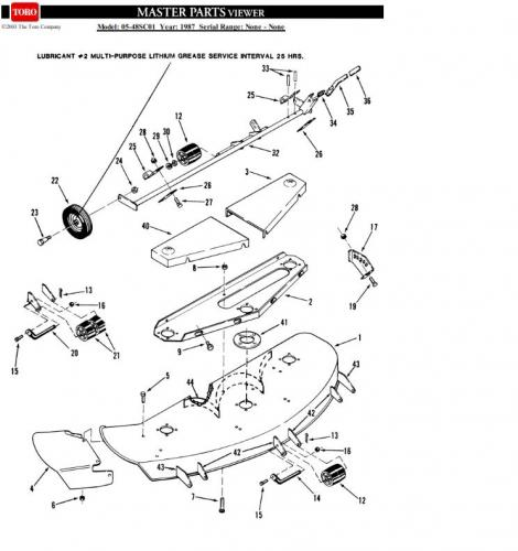 Mower Rotary 48in SD 1988 05-48SC01 3-4-500 OM TIPL SN.pdf