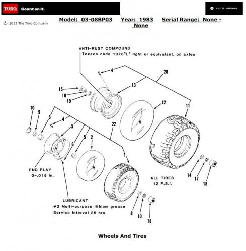 Sears roto spader model 785 repair manual