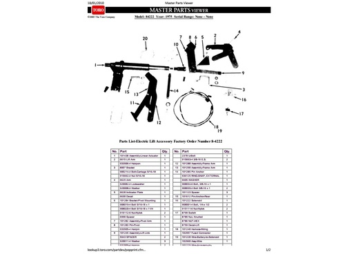 Tractor Wheel Horse 21 12k806 Wiring Diagram. Toro Wheel