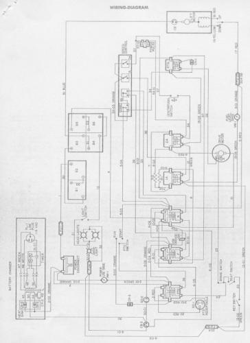 Tractor 1977 B-145 Elec-Trak 1-0720 D&A OM Wiring sn.pdf