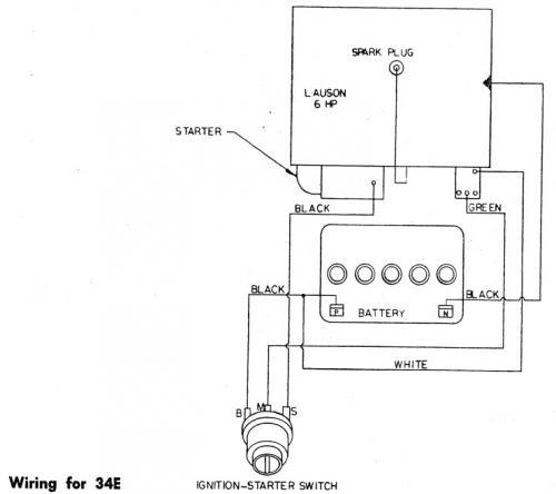 Tractor 1964 34E & 34R Lawn Ranger D&A IPL Wiring SN.pdf