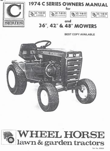 Tractor 1974 C-100 8-Speed D&A OM TIPL Wiring SN.pdf
