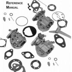 Briggs And Stratton Nikki Carburetor Detailed Plant Cell Diagram Engine Kohler Reference #tp-2377-e.pdf - Redsquare Wheel Horse Forum