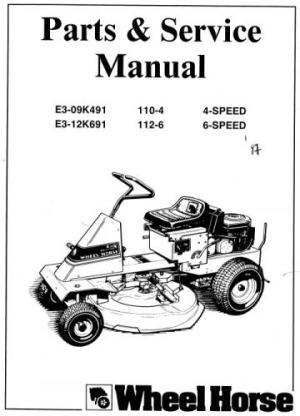Tractor 1987 1104e RER D&A IPL SM SNpdf  19851990