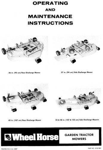 Mower Rotary 36in RD 1991-1993 05-36MR05 OM IPL SN.pdf