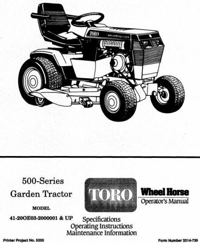 Toro 1996 520h Wiring Diagram : 29 Wiring Diagram Images