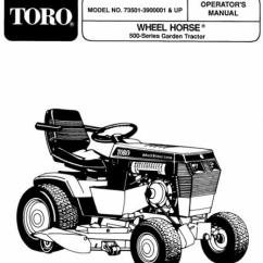 Toro Wheel Horse 520h Wiring Diagram Dometic Ccc2 Thermostat Wheelhorse 267h Diagram,h • Edmiracle.co