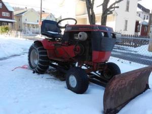 my 312h  Wheel Horse Tractors  RedSquare Wheel Horse Forum