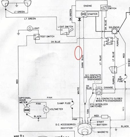 1018 Cub Cadet Wiring Diagram Auto Electrical Wiring Diagram