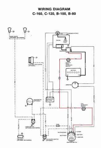 Wheel Horse Tractor Ignition Wiring Diagram, Wheel, Free