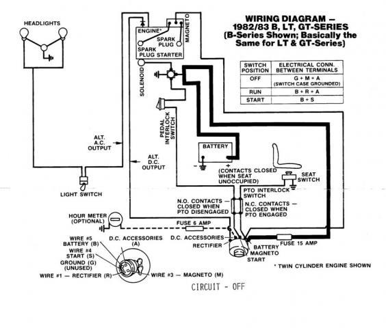 Wheel Horse Starter Solenoid Wiring Drawings, Wheel, Free