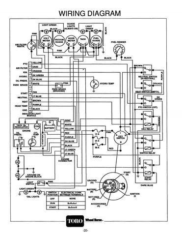 Wheelhorse 267h Wiring Diagram,h • Panicattacktreatment.co