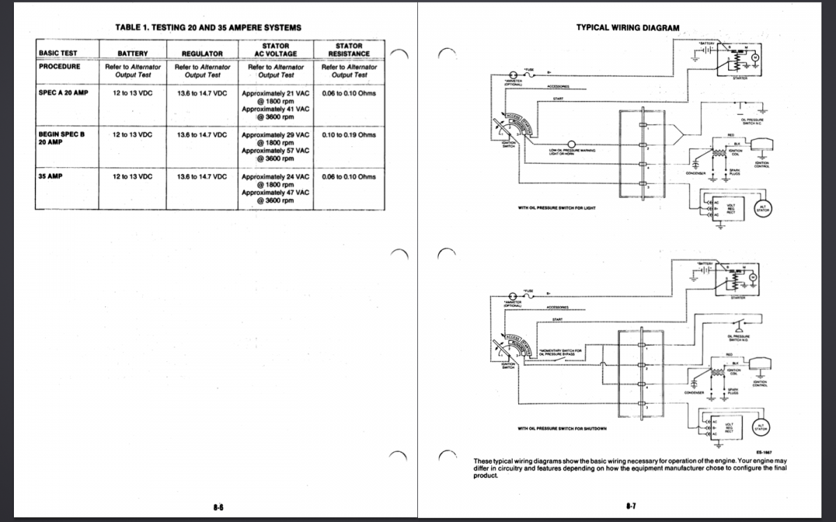 Onan P216 Wiring Diagram   Wiring Diagram Onan P Wiring Diagram on